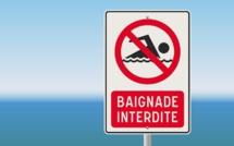 Seine-Maritime : baignade interdite jusqu'à nouvel ordre sur la plage de Saint-Jouin-Bruneval