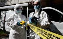 Un homme découvert la gorge tranchée dans le couloir de son immeuble à Rouen