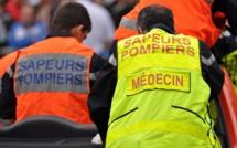 Six blessés, dont trois en urgence absolue, dans un accident de la route, en Seine-Maritime