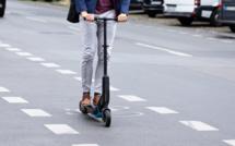 A Rouen, accident entre une  trottinette et une voiture : un jeune de 16 ans blessé