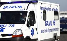 Yvelines. Un chauffard percute la voiture d'un policier : un blessé grave à Saint-Germain-en-Laye