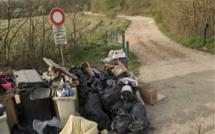 Yvelines. Un campement de roms évacué per les forces de l'ordre ce matin à Issou