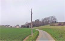 Eure : une voiture percute un poteau EDF à Hécourt, une partie du village privée d'électricité