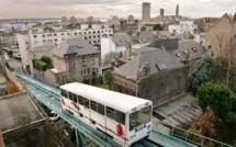Au Havre, le funiculaire va rouvrir avec plus d'un mois de retard, en octobre