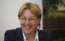 Visite inaugurale à Rouen pour la ministre Marylise Lebranchu