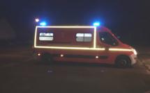 Seine-Maritime : trois blessés dans une collision entre deux véhicules à Grand-Couronne
