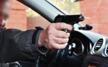 Au Havre, un fourgon visé par des tirs d'armes à feu : le conducteur est blessé à la tête