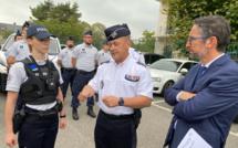 Police : avec l'arrivée de renforts, le Groupe de sécurité de proximité reprend du service à Vernon