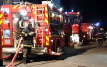 Eure : 40 sapeurs-pompiers engagés pour un début d'incendie sur un site industriel à Hondouville