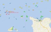 Un marin pêcheur blessé est évacué par l'hélicoptère de la Marine nationale