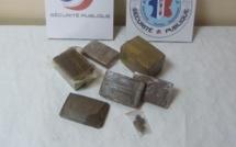 Arrêté à la gare de Rouen avec 1,2 kg de résine de cannabis dans son sac à dos