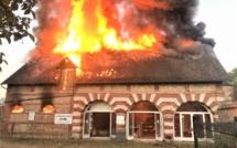 Seine-Maritime : le parc animalier «La Sauvagette» en proie aux flammes à Lanquetot