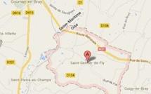 Un vol de moto serait à l'origine d'un réglement de compte sanglant près de Gournay-en-Bray
