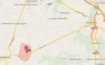 Un mort et deux blessés graves dans un face-à-face entre Louviers et Le Neubourg