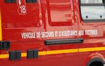Départ de feu dans un immeuble à Vernon : neuf personnes, dont 7 enfants, évacuées