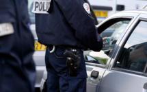 Évreux : 25 grammes de résine de cannabis saisis sur un passager d'une voiture