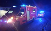 Une voiture percute un arbre entre Évreux et Lisieux : le conducteur évacué dans un état grave