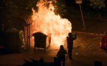 Quatre interpellations après l'incendie de 9 poubelles devant une gendarmerie de l'Eure