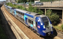 Le train express régional percute une voiture : un mort sur la ligne Beauvais - Le Tréport