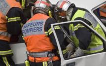Encore un drame sur une route de l'Eure : un face-à-face fait deux morts et un blessé grave à Nassandres