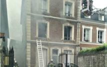 Incendie et explosion à Bernay : l'homme de 61 ans, gravement brûlé, est décédé à l'hôpital Percy