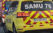 Fauché par une voiture, un piéton est projeté sur 20 m par dessus une clôture près du Havre