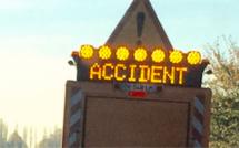 Accident de poids-lourd sur l'A28 dans l'Eure : l'autoroute déviée à partir de Brionne vers Alençon