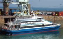 Un navire en détresse au large de Granville pour un exercice grandeur nature