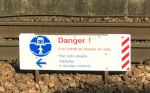 Seine-Maritime : un octogénaire percuté mortellement par un train de travaux entre Elbeuf et Bourgtheroulde