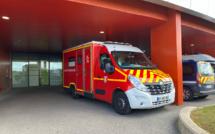 Fortement alcoolisé, il frappe les sapeurs-pompiers qui venaient de l'amener à l'hôpital d'Évreux