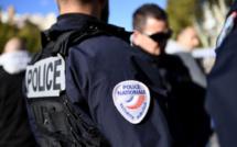 La fouille de la cave a permis aux policiers de découvrir 45 sachets de résine de cannabis - illustration