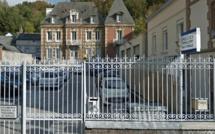 Le commissariat de police de Bolbec, rue Thiers - Illustration © Google Maps