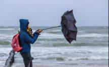 Des vents de sud-ouest pouvant atteindre 110 km/h par rafales et une houle approchant les 2,5 mètres sont attendus sur le secteur du Havre dans les prochaines heures -    Illustration © Adobe Stock