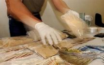 Coup de filet anti-drogue : 23 interpellés, 1,6 kg d'héroïne, de cocaïne et de cannabis saisis