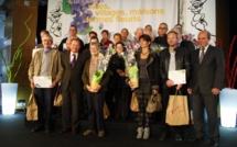 """Seine-Maritime : Les lauréats du concours """"Villes, villages, maisons et fermes fleuris"""" ont reçu leur prix"""