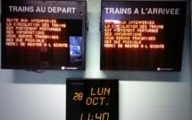URGENT : 800 voyageurs du Rouen - Paris bloqués sous un tunnel dans l'Eure