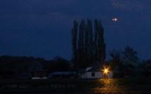 Un OVNI dans le ciel de Seine-Maritime ce dimanche soir ?