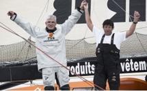 Podium brésilien pour les IMOCA : PRB vainqueur, Safran 2ème, Maître CoQ 3ème