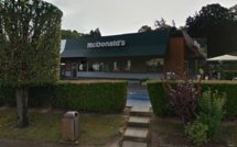 Hold-up chez Mc Donald's à Bernay : le malfaiteur vide le coffre-fort