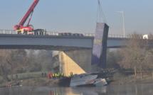Accident de Pont de l'Arche : opération réussie et terminée !