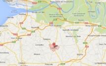 Accident : La D 810 coupée dans les deux sens à Lieurey (Eure)