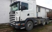 Cinq poids lourds dépouillés dans l'enceinte des transports Lefebvre à Brionne