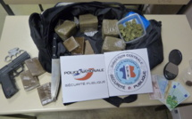 2,5 kg de résine de cannabis saisis après un contrôle routier à Rouen