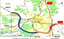 """Déviation sud-ouest d'Evreux : le tribunal administratif déboute l'association """"Evreux Nature Environnement"""""""