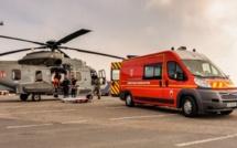 """Sauvetage : cinq personnes """"prisonnières"""" de la marée ce dimanche soir à Saint-Aubin-sur-Mer"""