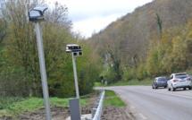 Eure : le radar tronçon est entré en service sur la D181 à la sortie de Vernon