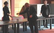 Elections municipales : Les panneaux électoraux tirés au sort dans l'Eure