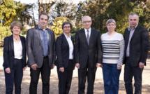 Jean-Michel Bérégovoy (Europe Ecologie les Verts) en troisième position sur la liste d'Yvon Robert
