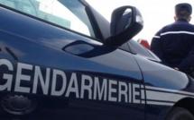 Deux gendarmes blessés par un père de famille qui battait sa compagne, près de Duclair