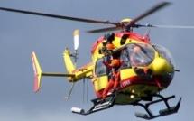 Sauvetage d'un marin pêcheur dieppois blessé au large du cap d'Antifer